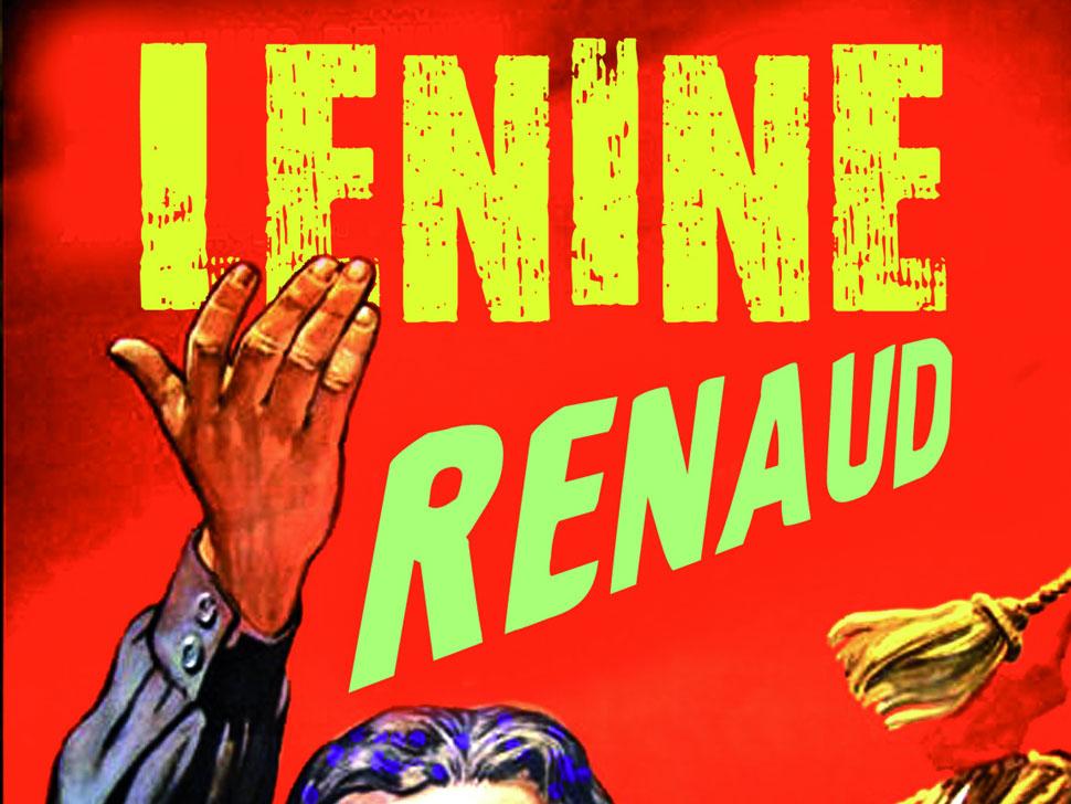 Lenine Renaud en concert