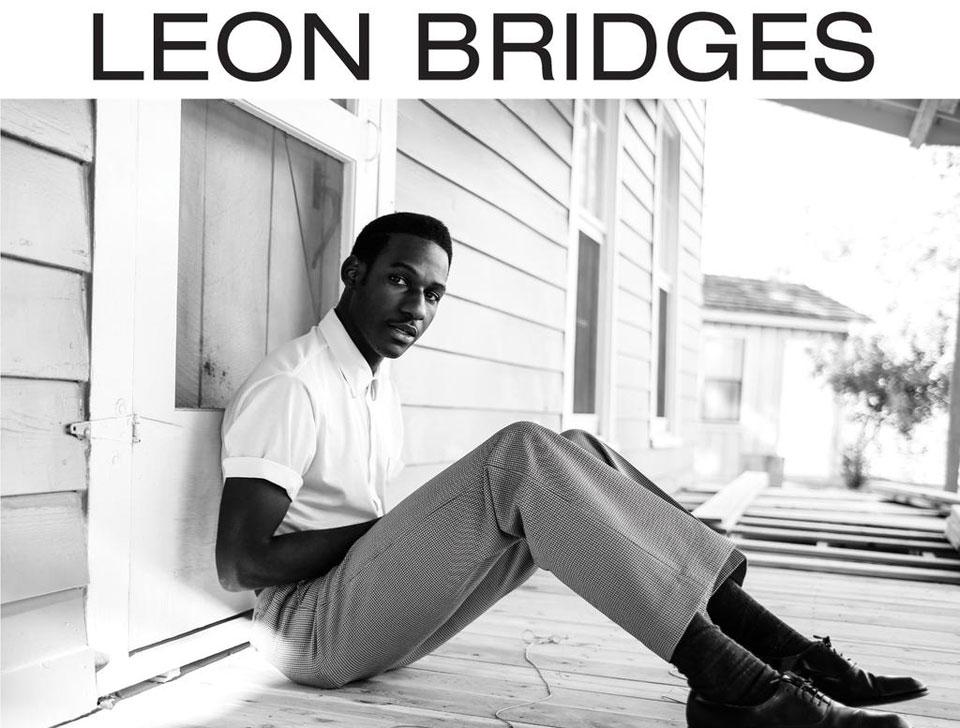 Leon Bridges en concert