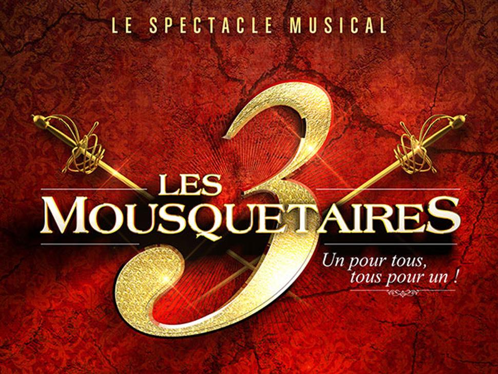 Concert Les 3 Mousquetaires