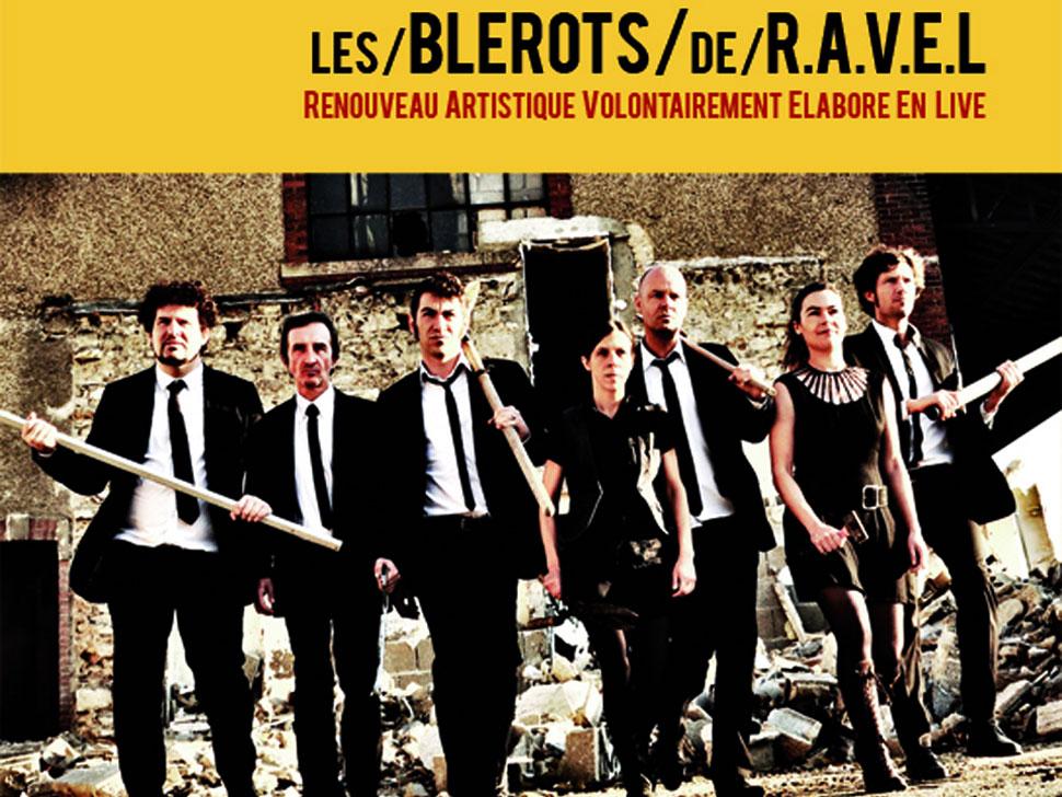 Les Blérots de Ravel en concert