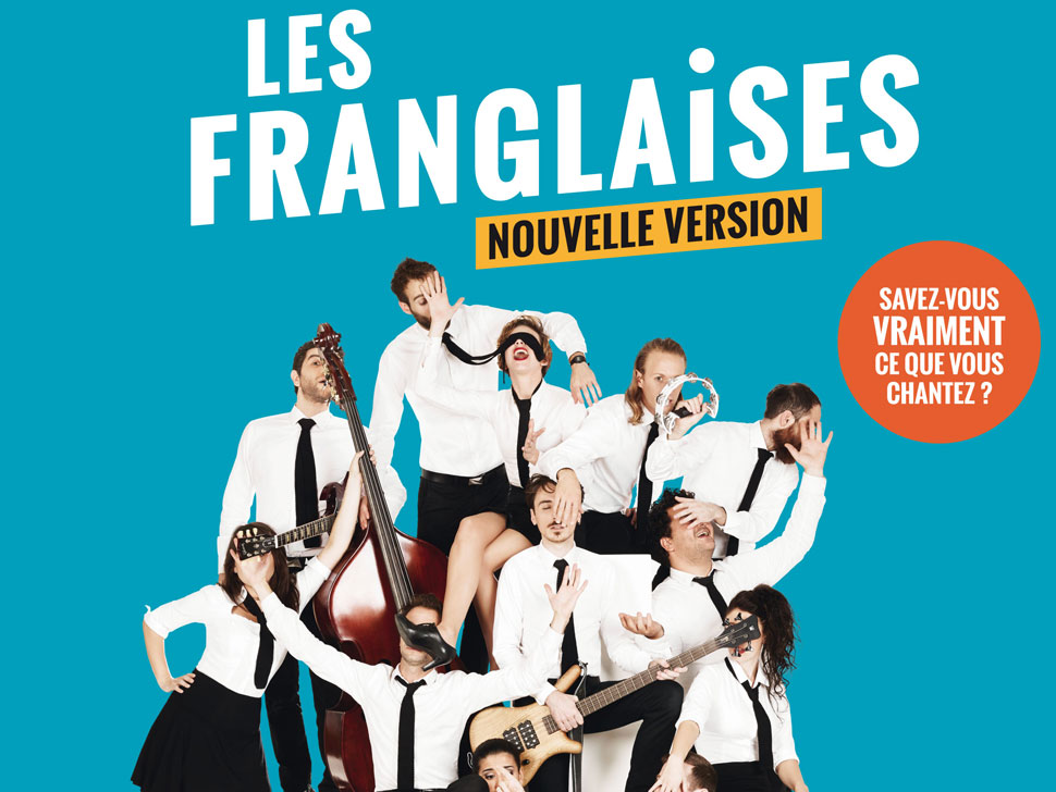 Les Franglaises en concert