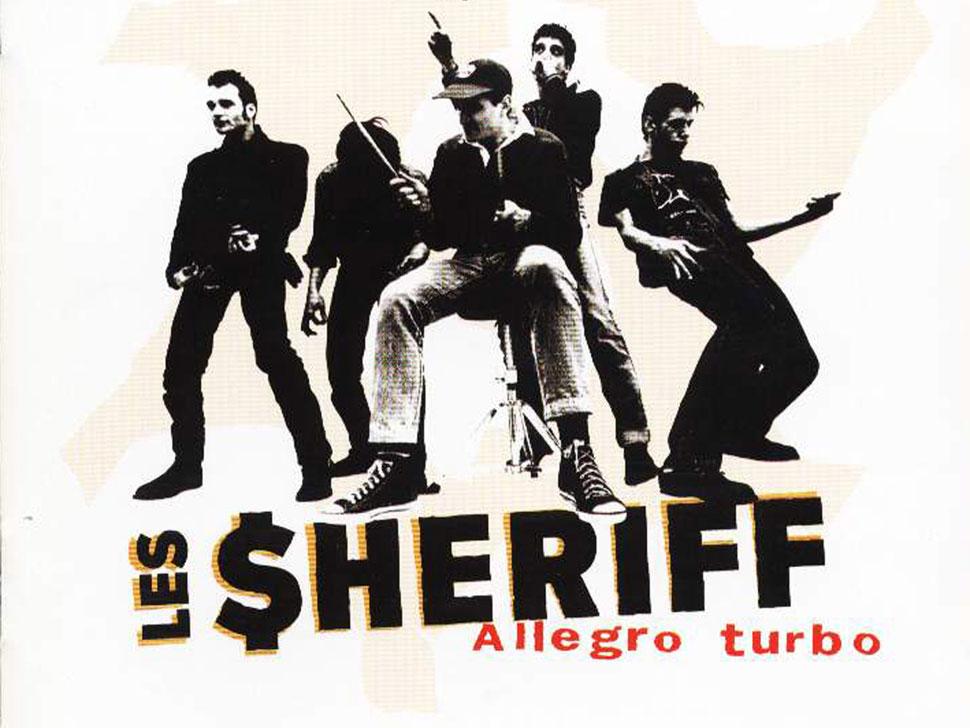 Sheriff en concert