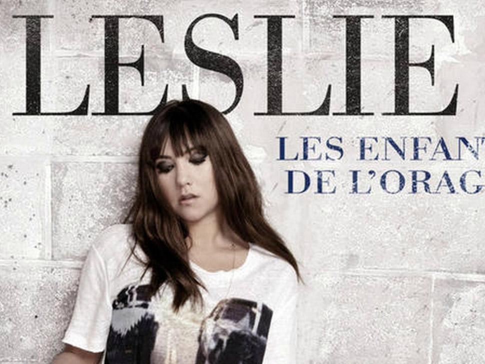 Leslie en concert