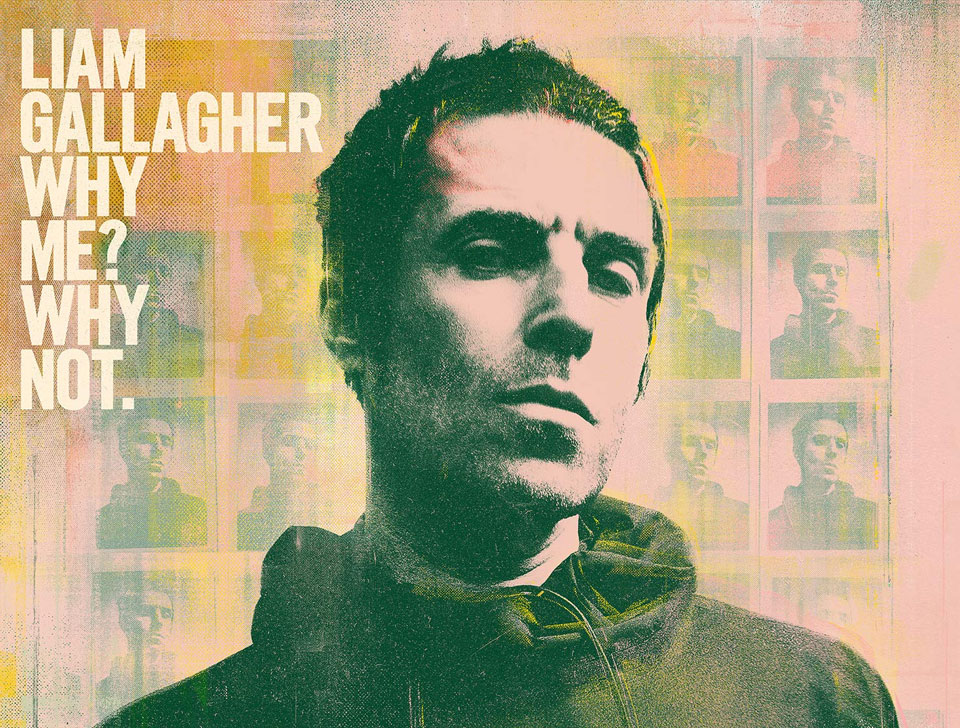 Liam Gallagher en concert