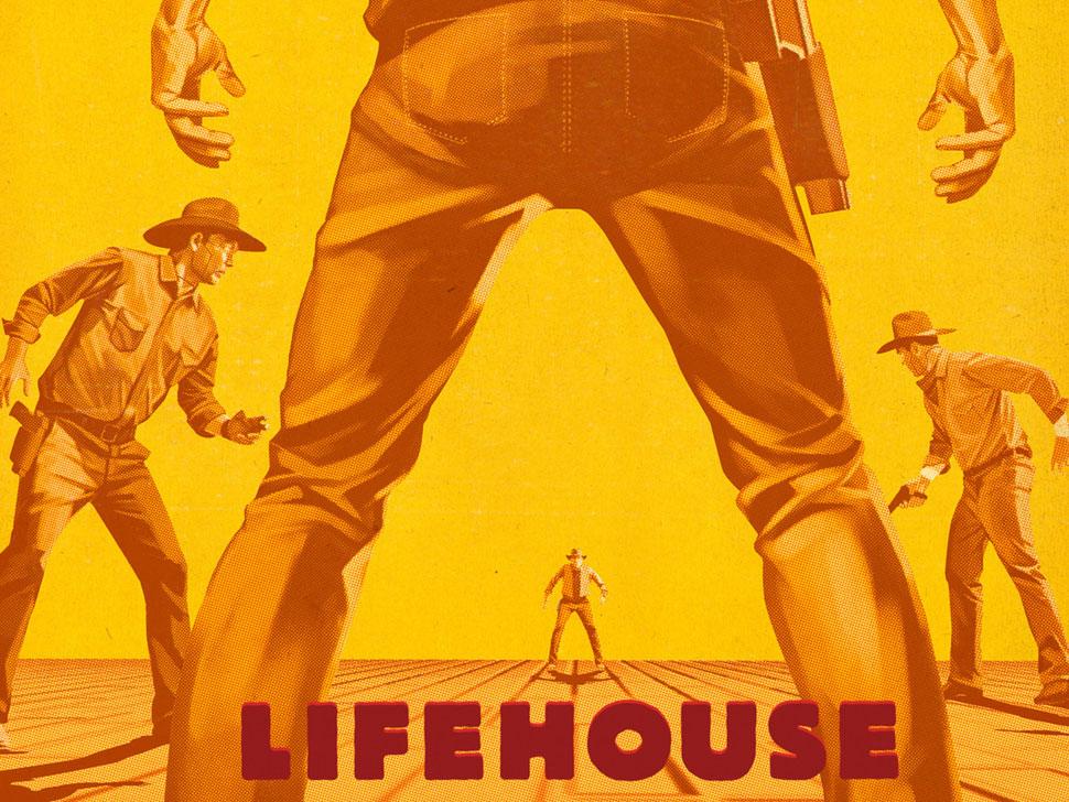 Lifehouse en concert