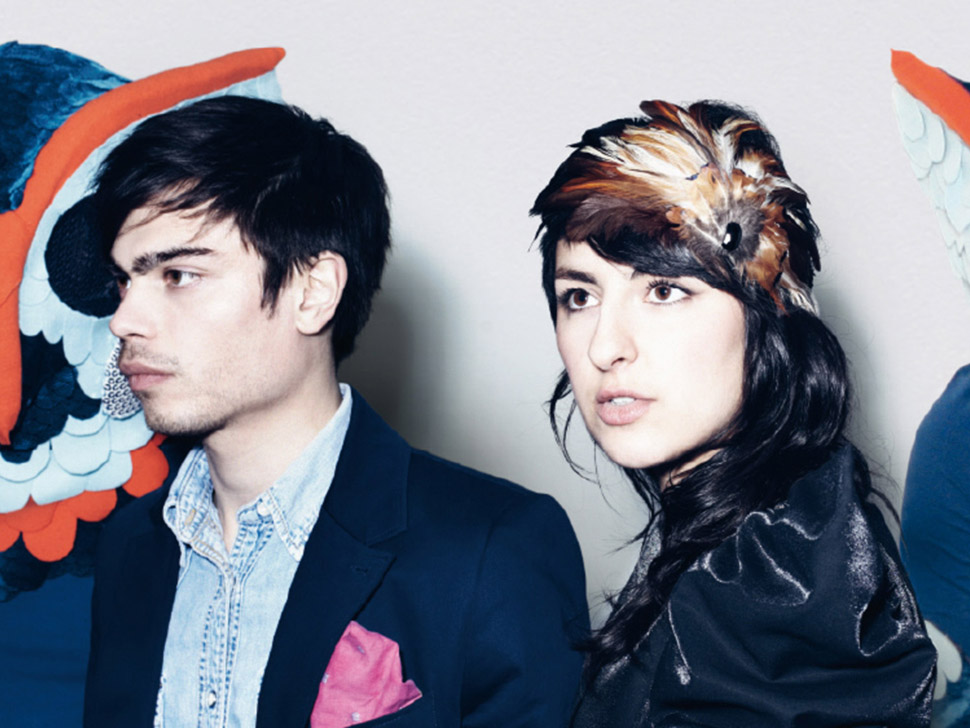 Lilly Wood and the Prick en concert