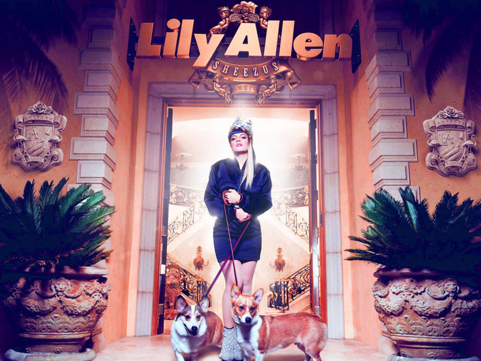 Lily Allen en concert