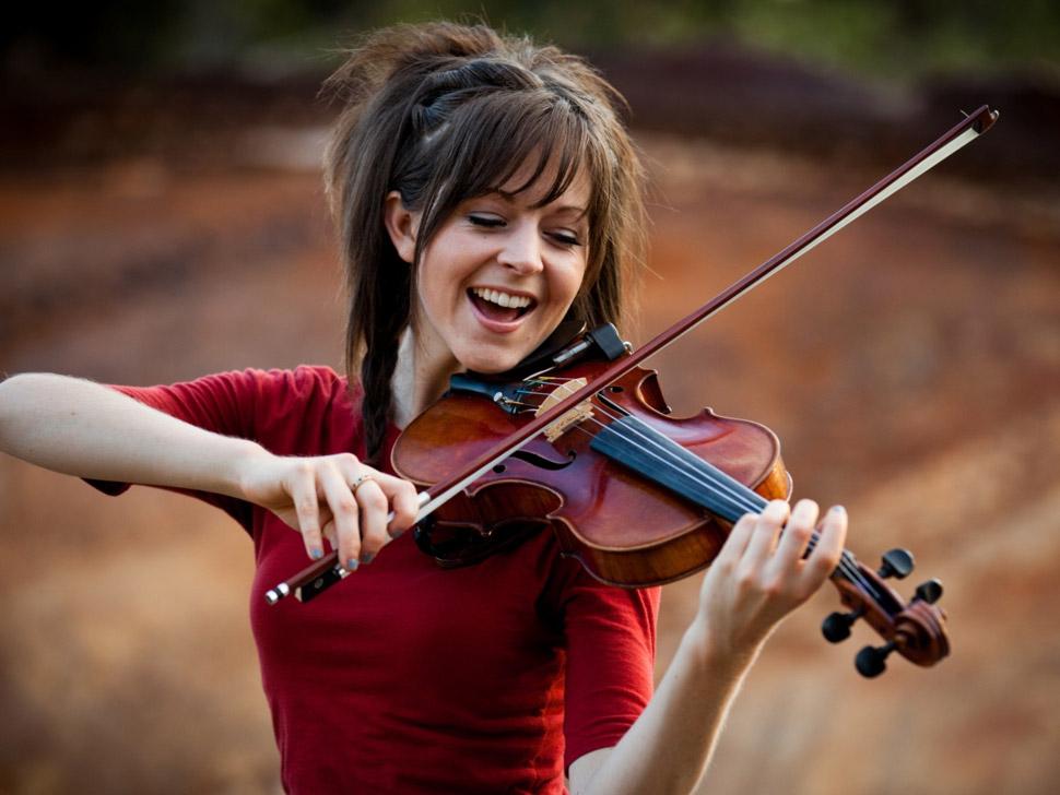 Lindsey Stirling en concert