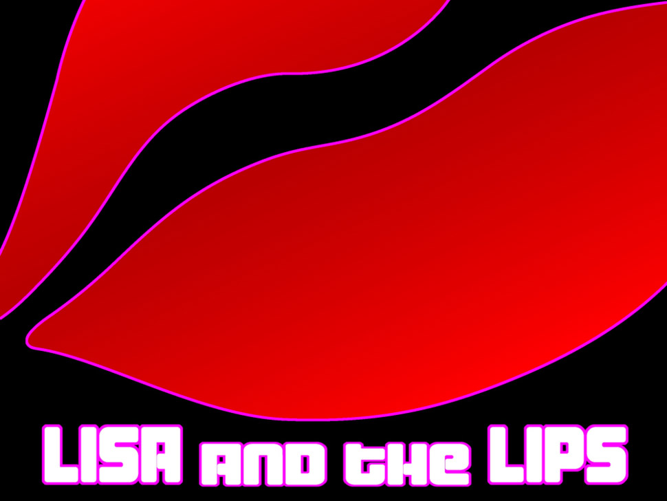 Lisa and the lips en concert
