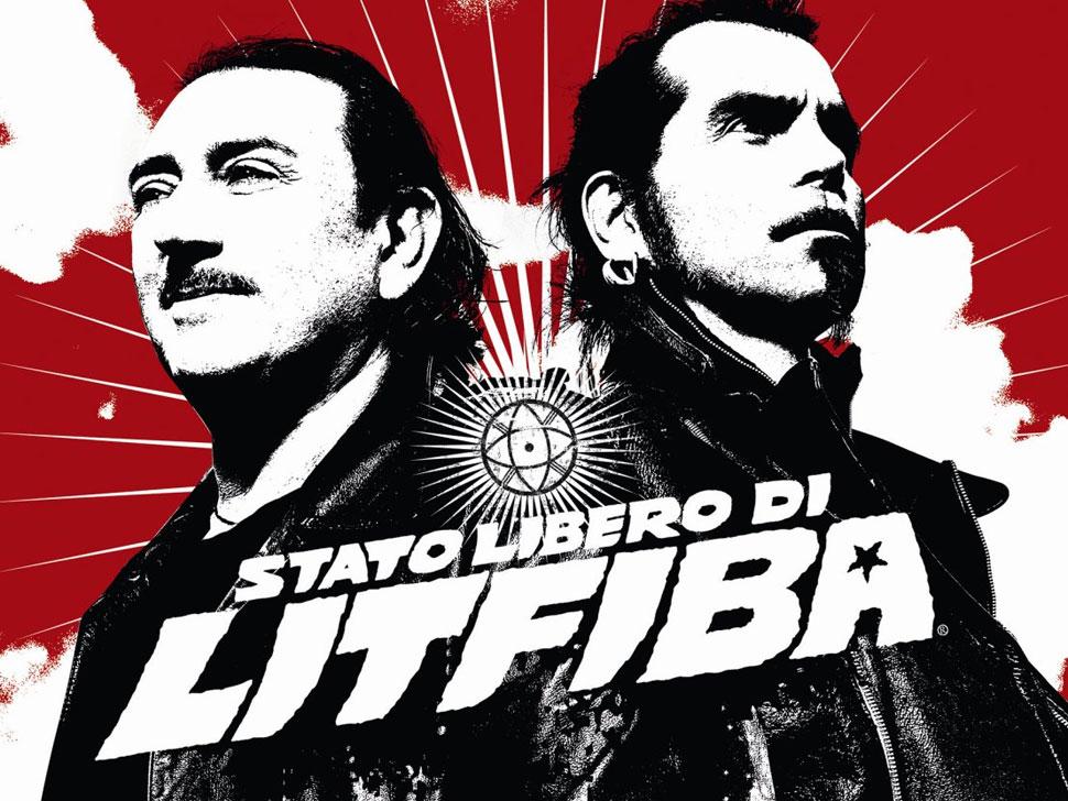 Litfiba en concert