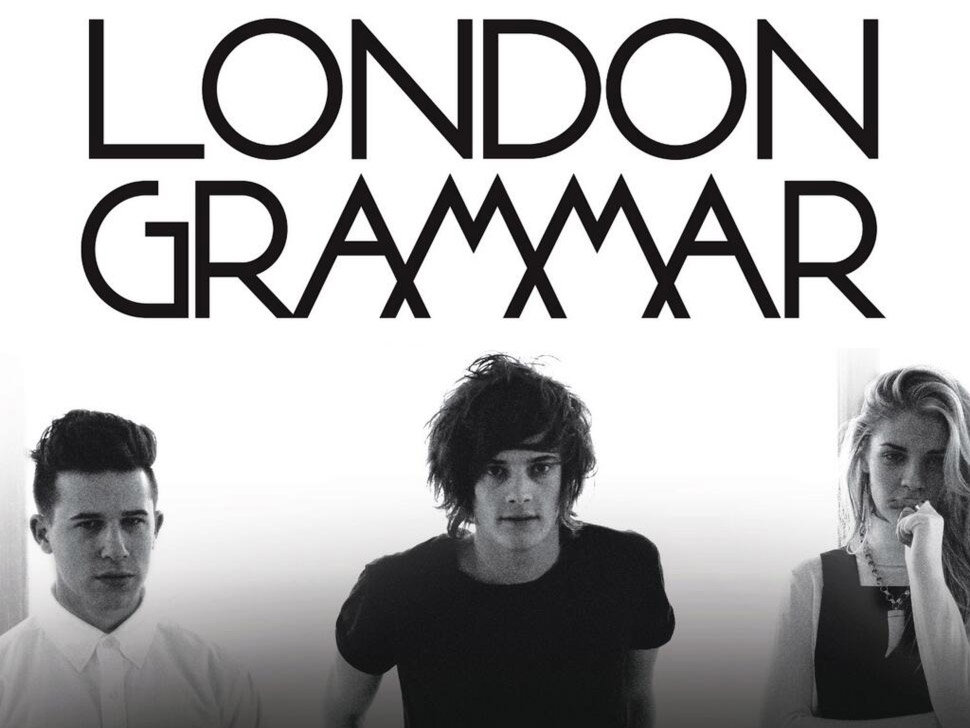 London Grammar en concert