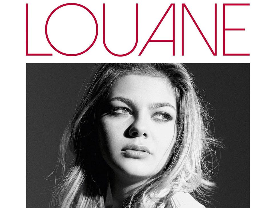 Louane en concert