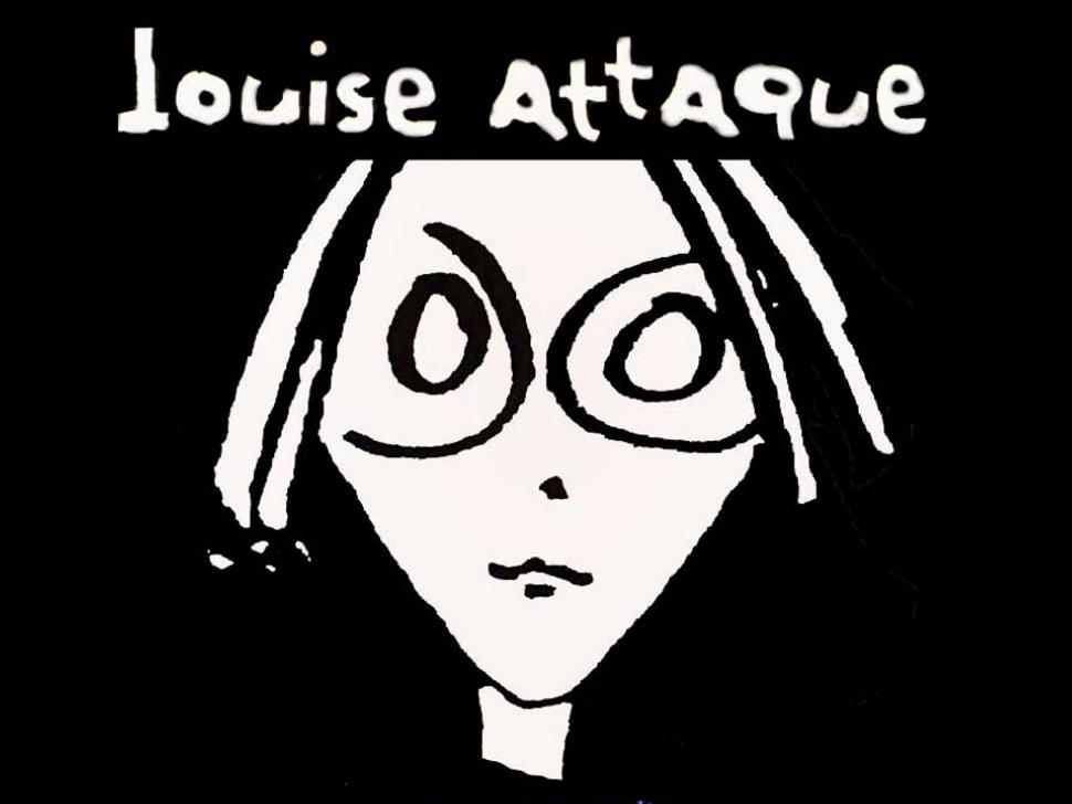 Louise Attaque en concert
