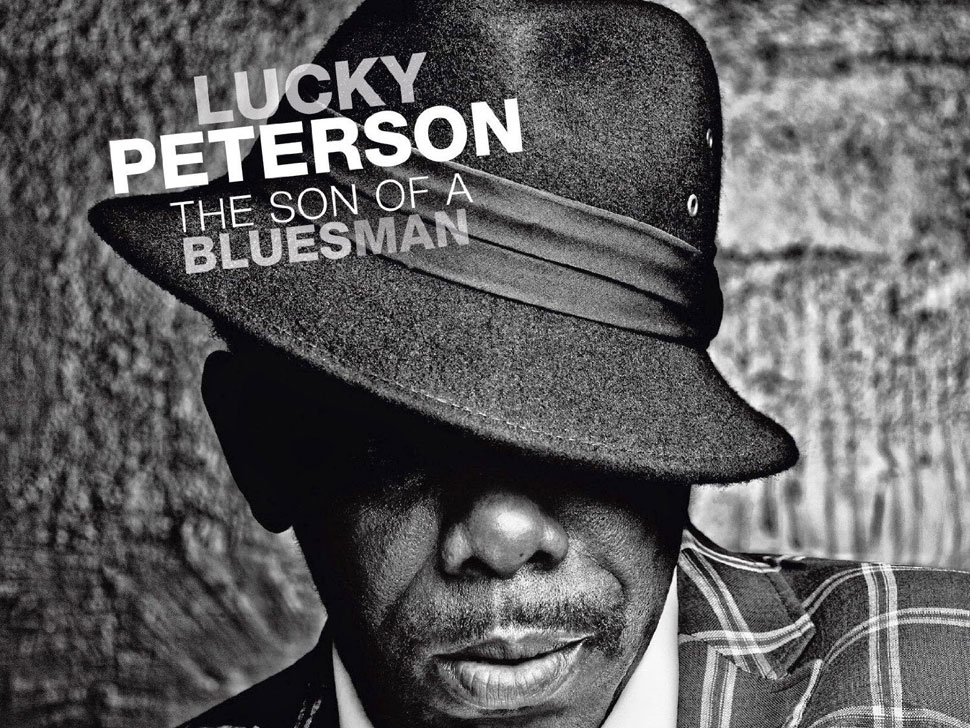 Lucky Peterson en concert