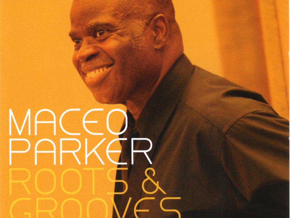 Maceo Parker en concert