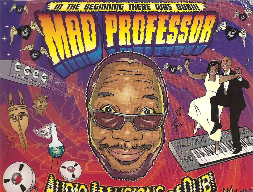 Mad Professor en concert