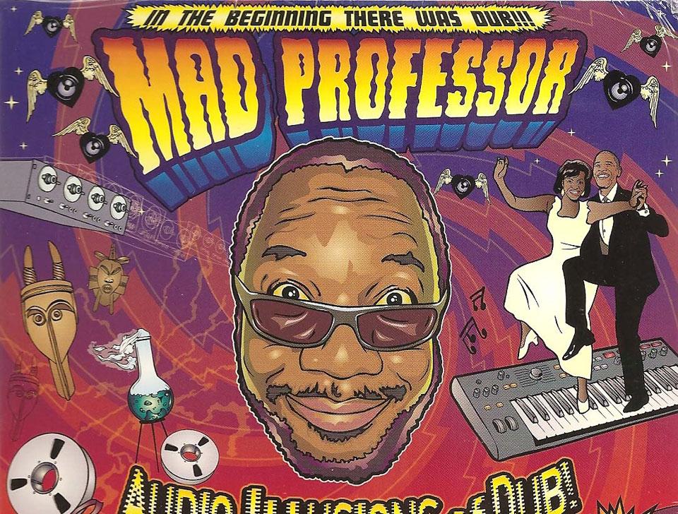 Mad Professor en concert