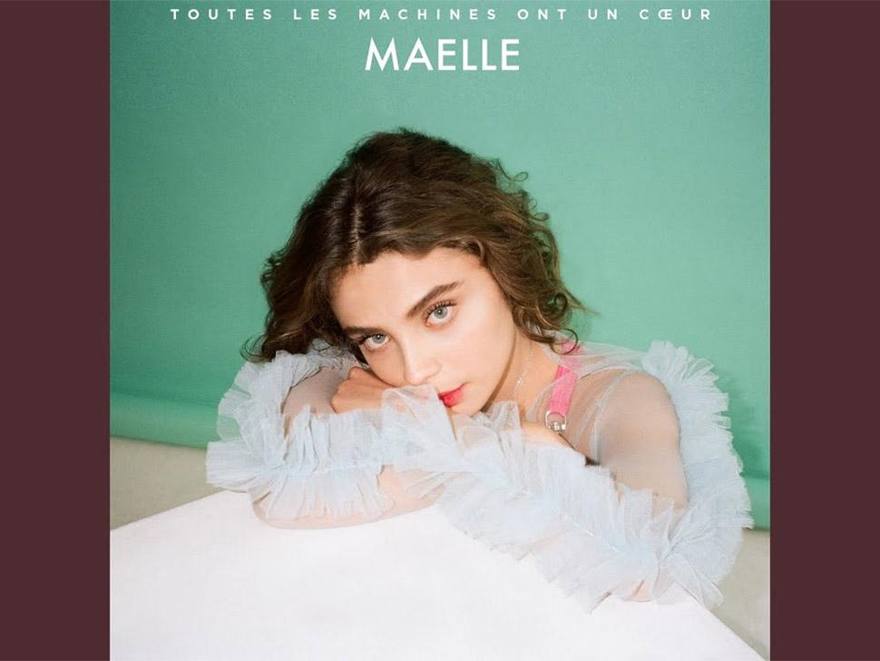 Maelle en concert