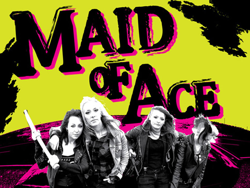 Maid of Ace en concert