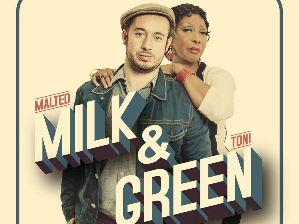 Malted Milk en concert