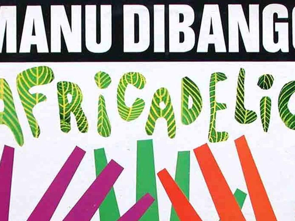 Concert Manu Dibango