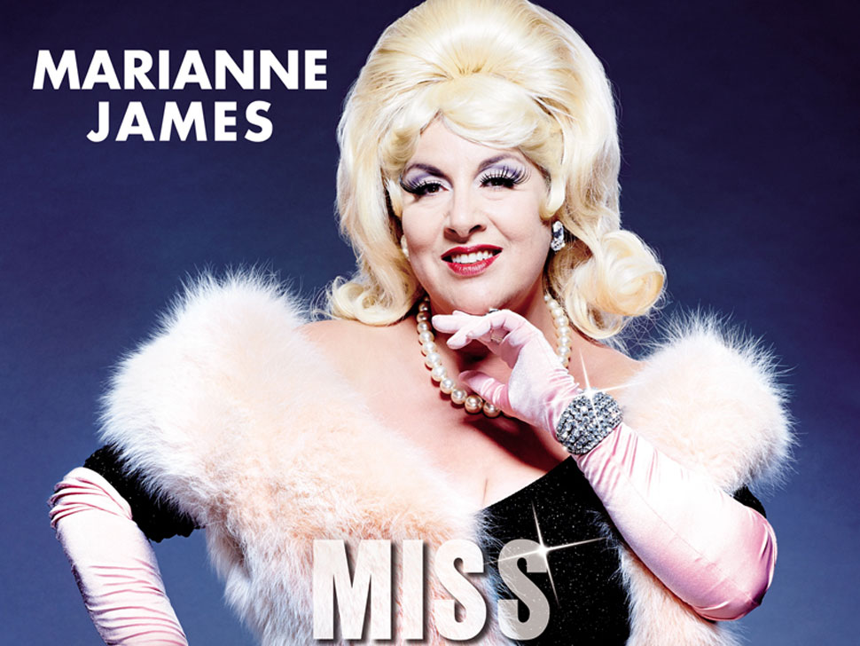 Marianne James en concert