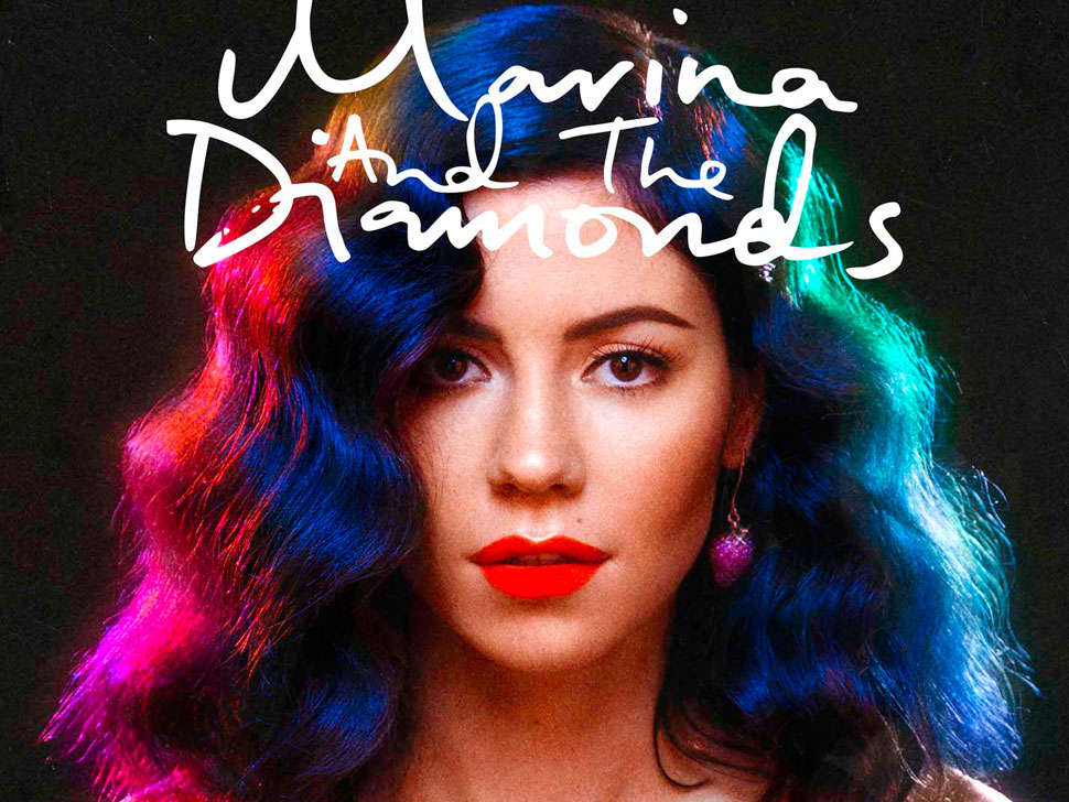 Marina and the Diamonds en concert