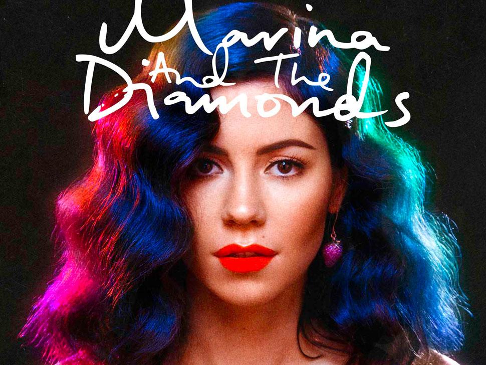 Marina and the Diamonds en concert
