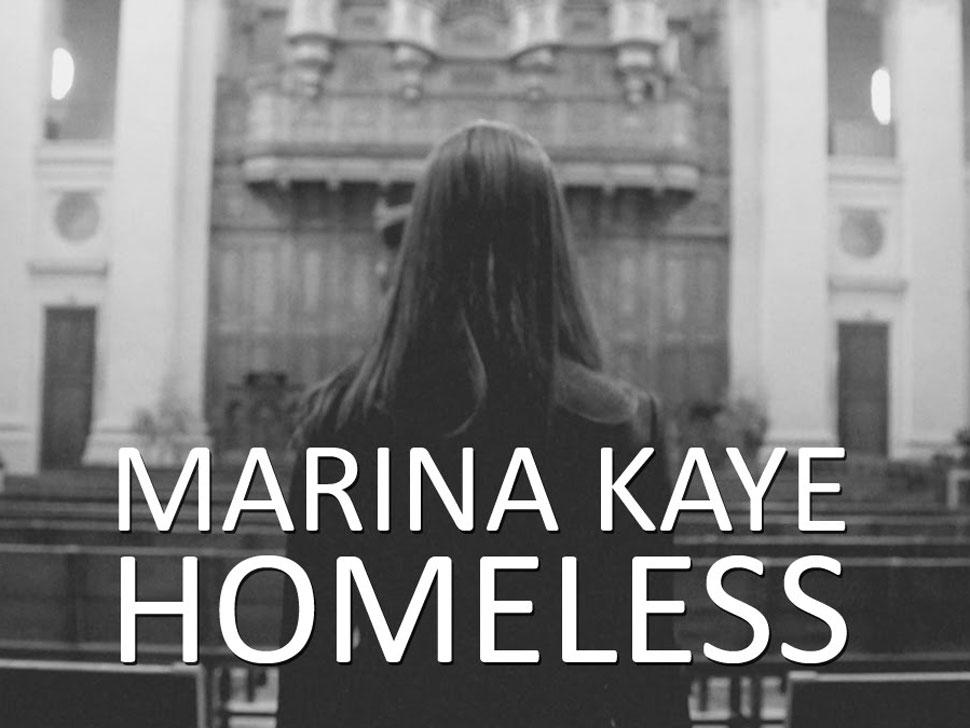 Marina Kaye en concert