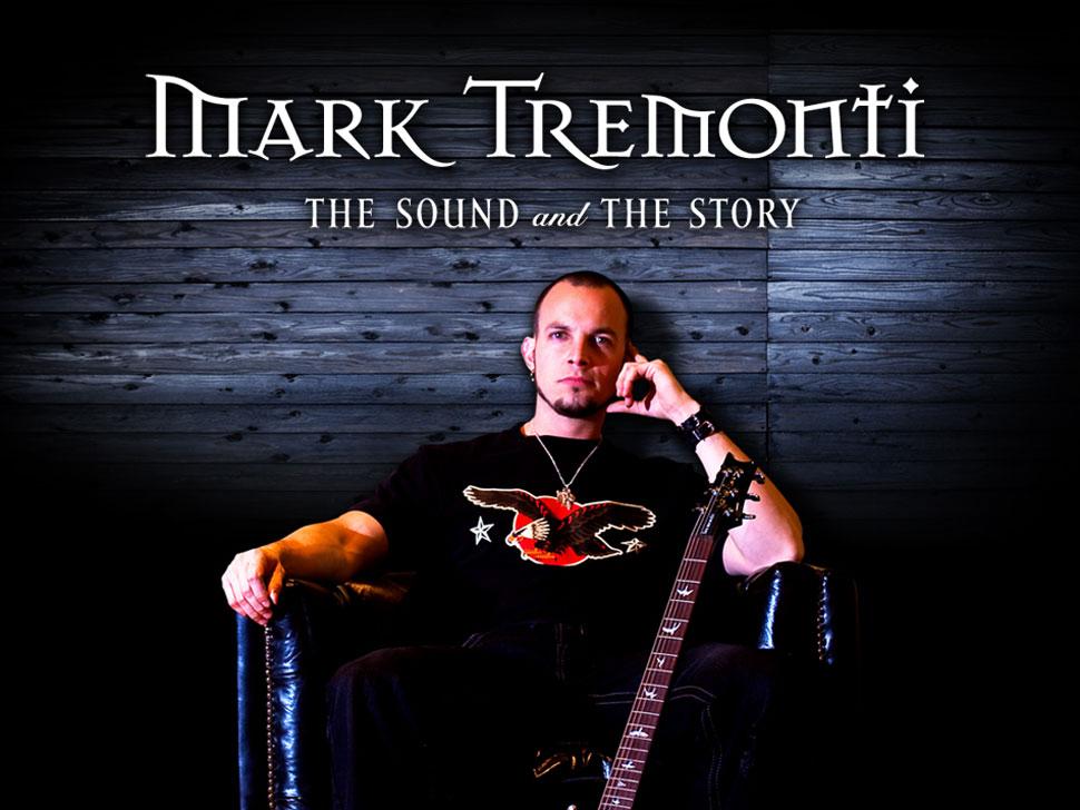 Mark Tremonti en concert