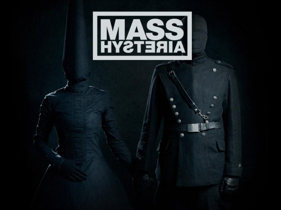 Mass Hysteria en concert