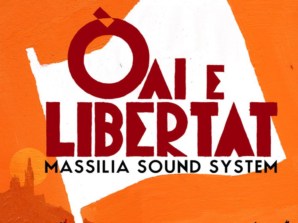Massilia Sound System en concert