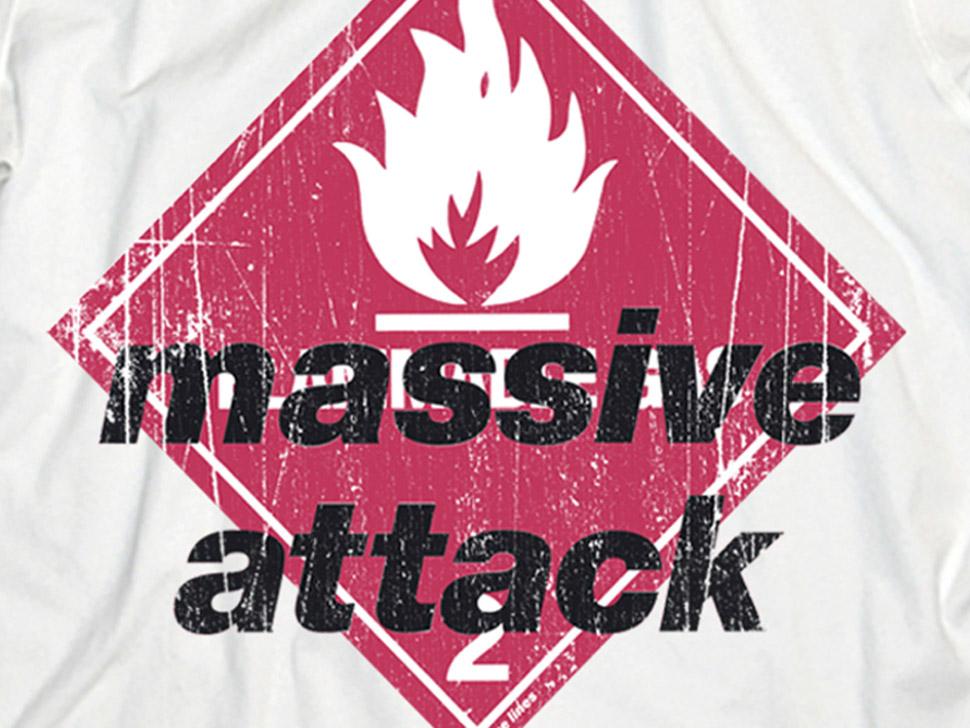 Massive Attack en concert