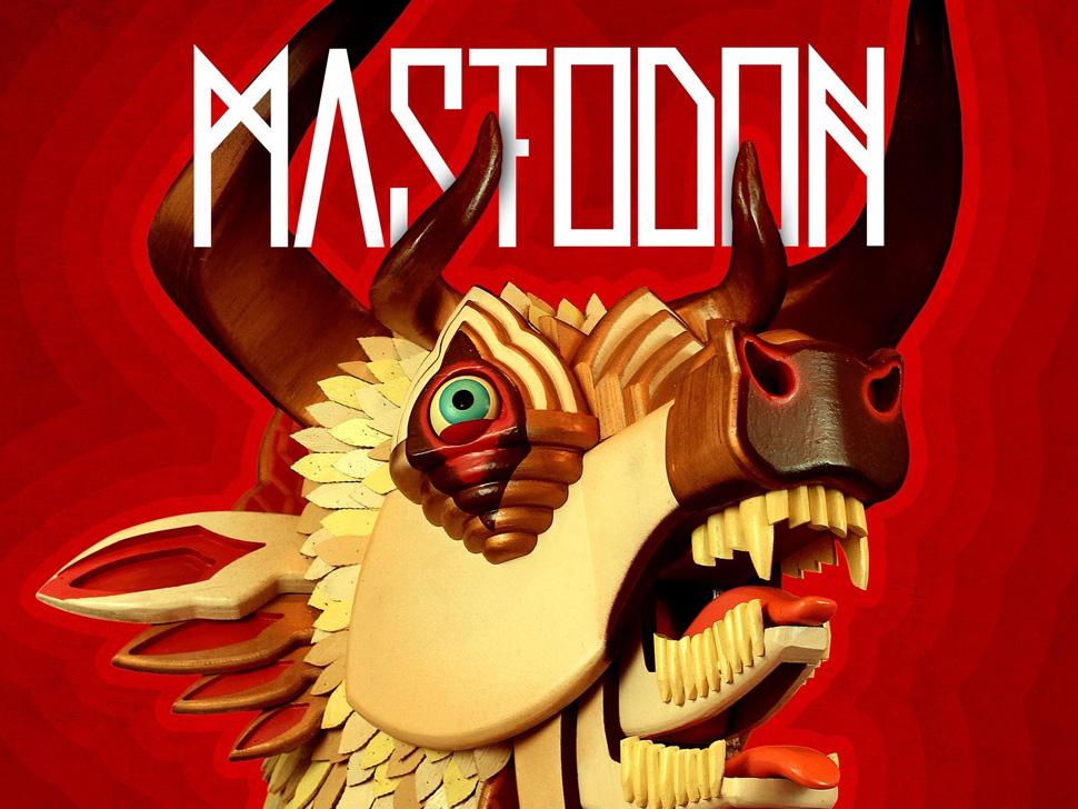 Mastodon en concert