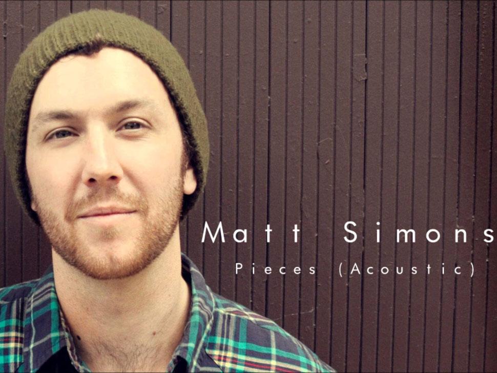 Matt Simons en concert