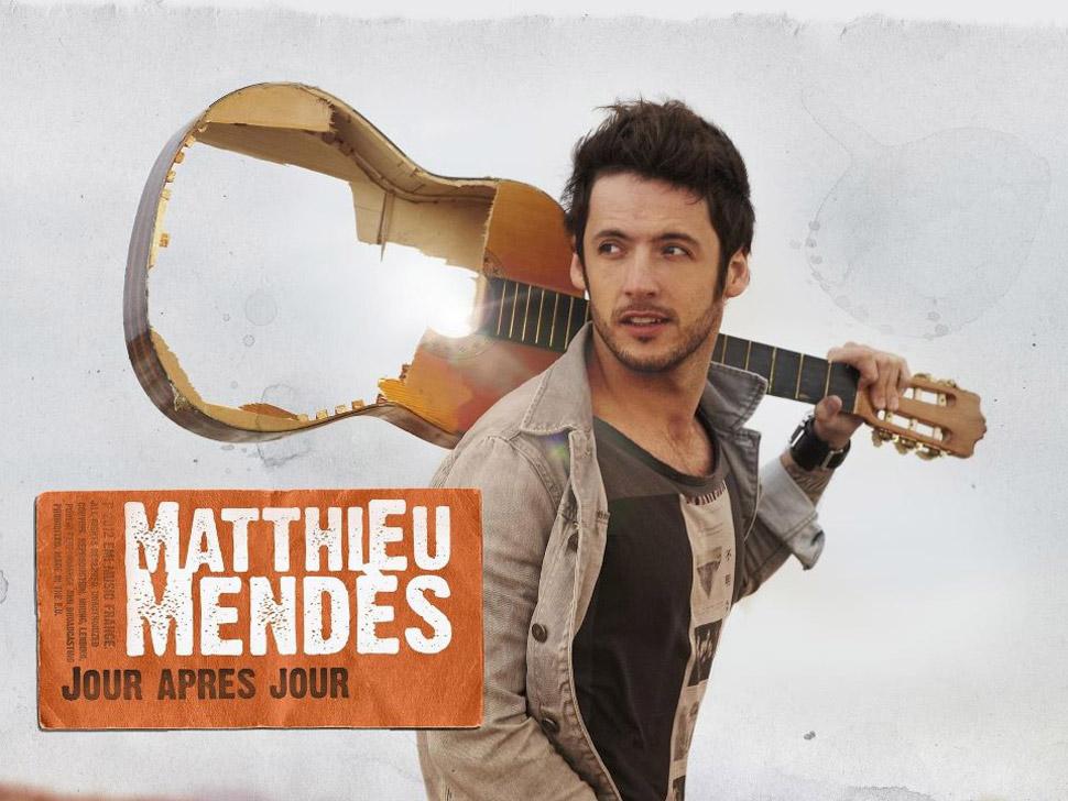 Matthieu Mendes en concert