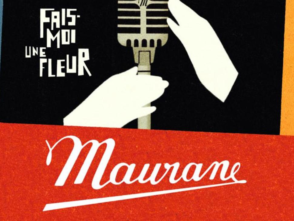 Maurane en concert
