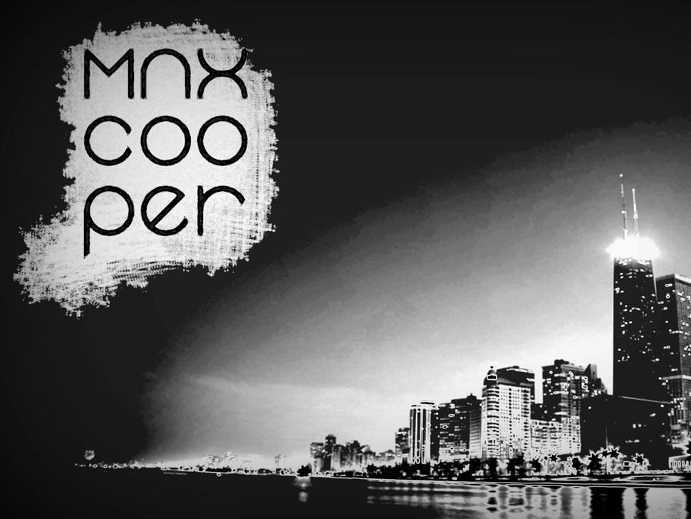 Max Cooper en concert