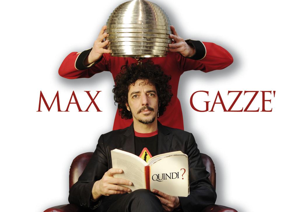 Max Gazze en concert