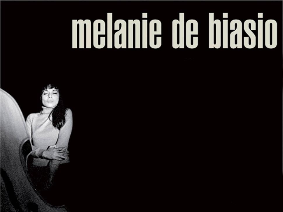 Melanie de Biasio en concert