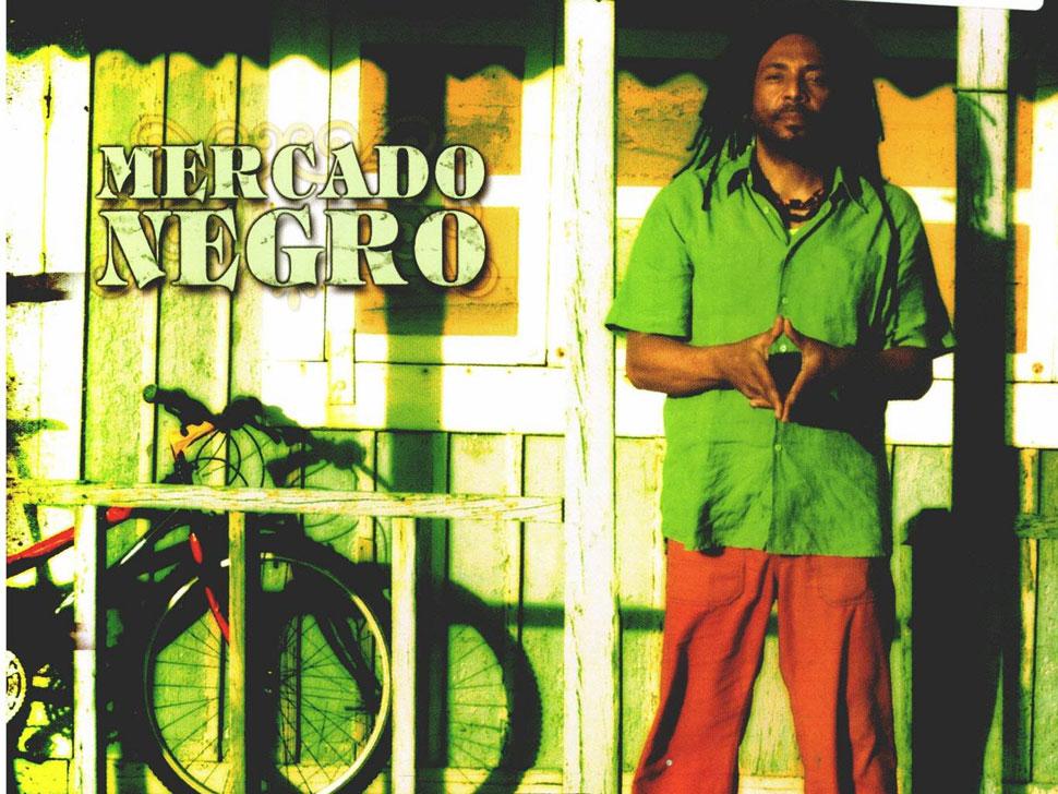 Mercadonegro en concert