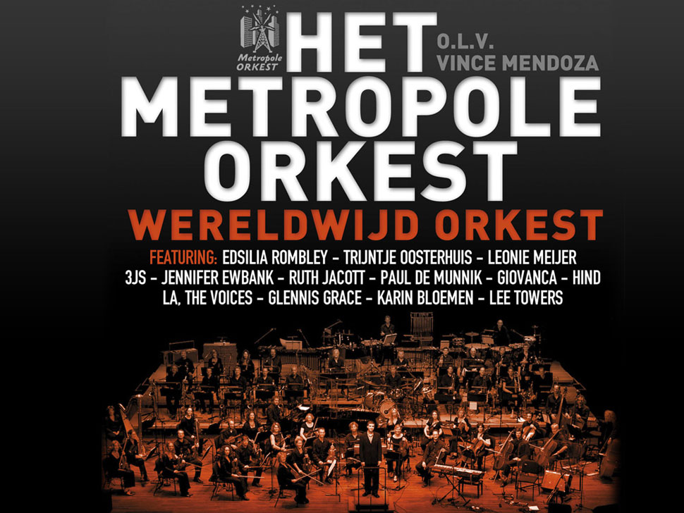 Metropole Orchestra en concert
