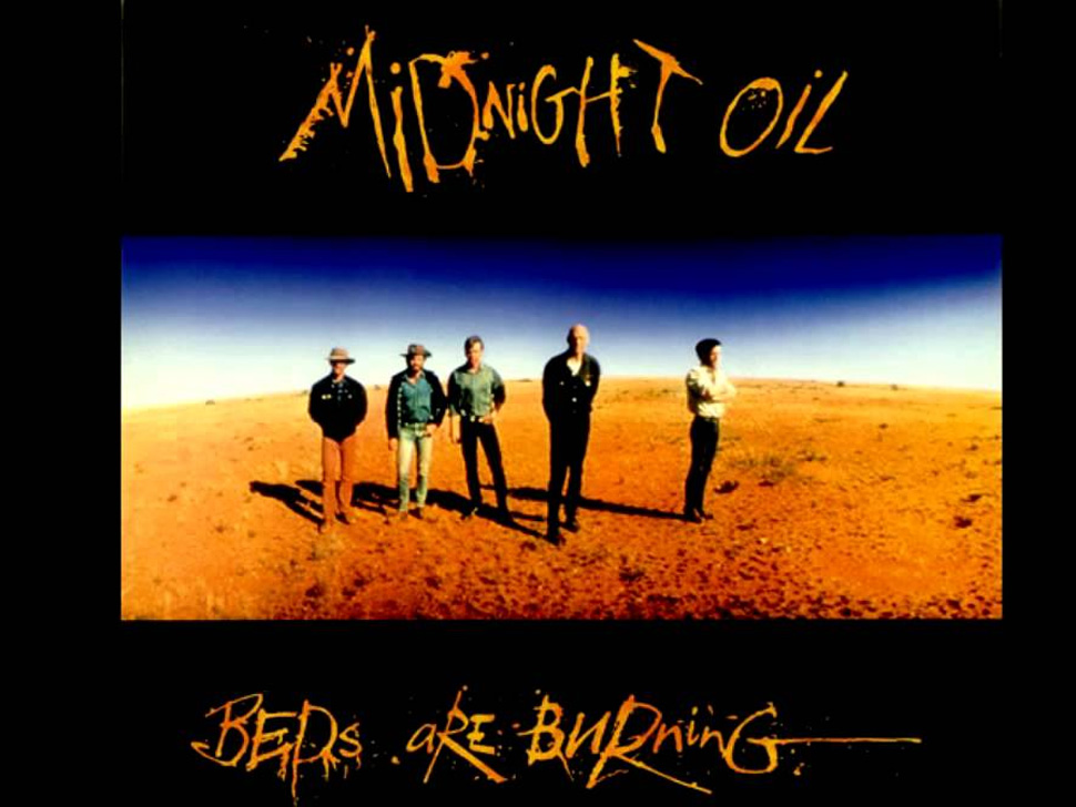 Midnight Oil en concert