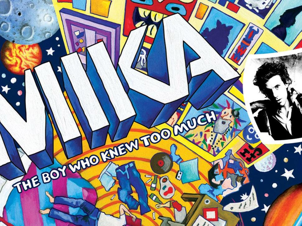 Mika en concert