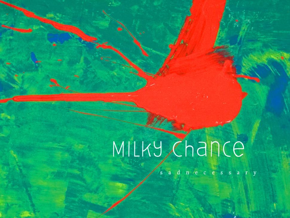 Milky Chance en concert
