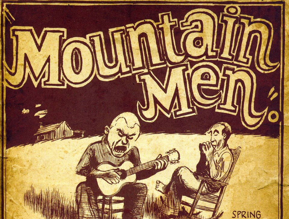 Mountain Men en concert