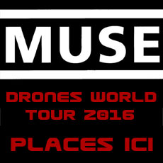 Place concert Muse