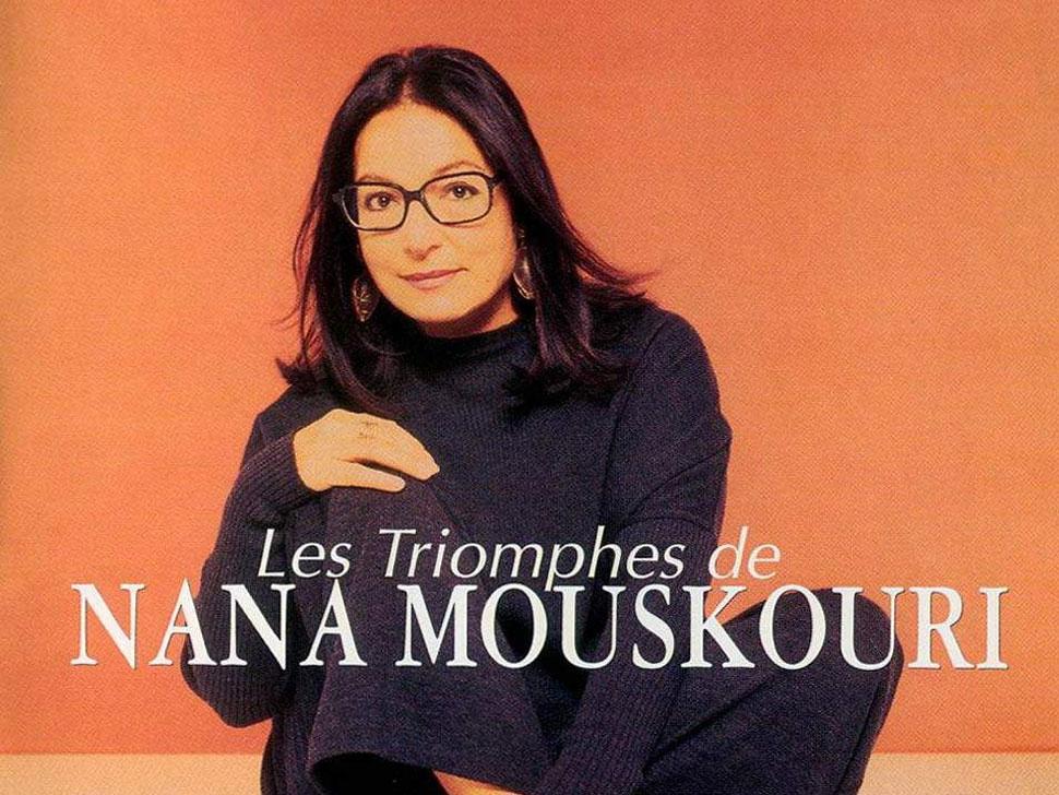 Nana Mouskouri  en concert