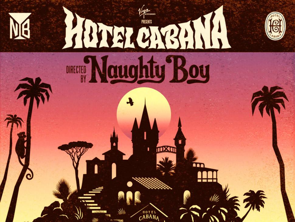 Naughty Boy en concert