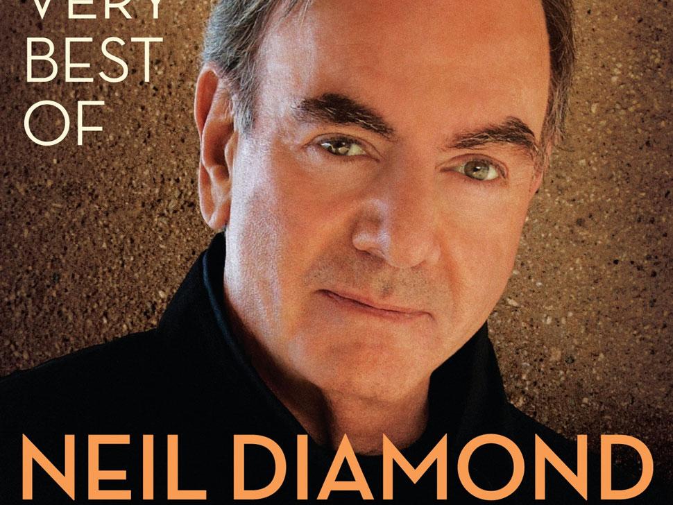 Neil Diamond en concert